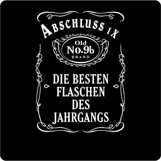 Jack Daniels U2013 PlanB Abschlussshirts